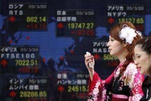 Chứng khoán châu Á nhận lực kéo từ nhóm cổ phiếu năng lượng