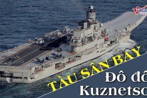 Khám phá tàu sân bay duy nhất của hải quân Nga