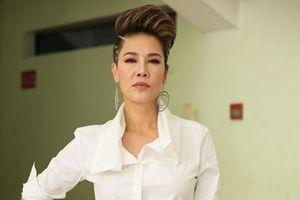 Thu Phương với tóc under-cut cá tính hơn Hoa hậu H'Hen Niê