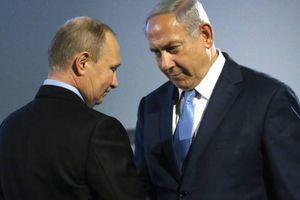 Israel và Nga cân bằng tinh tế đối phó chiến tranh Syria