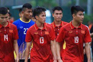 U19 Việt Nam thất bại trước Mexico trong trận ra quân