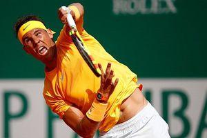 Nadal ra quân thuận lợi ở Monte Carlo 2018