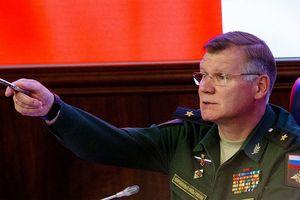Tướng Nga 'tố' ý đồ thực sự của ông Trump ở Syria