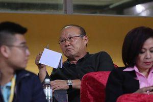 Park Hang Seo nói gì khi U19 Việt Nam thua tan nát U19 Mexico?