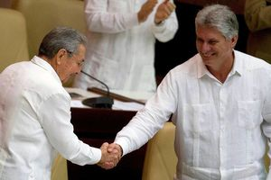 Chân dung Diaz-Canel- nhà lãnh đạo Cuba giai đoạn hậu Castro