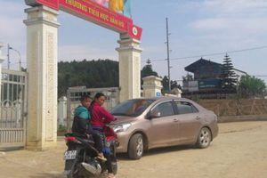 Thông tin mới vụ giáo viên lùi ô tô làm chết học sinh ở Sơn La
