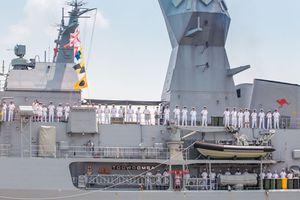 Hải quân Hoàng gia Australia thăm Việt Nam