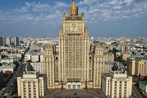 Đại sứ Ngô Đức Mạnh gặp Thứ trưởng Ngoại giao Nga