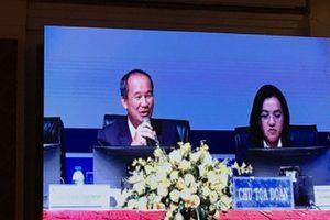 Ông Dương Công Minh: '5 năm không tái cơ cấu xong, tôi sẽ rời Sacombank'