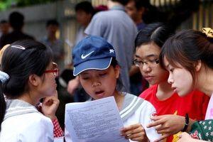 Thi THPT Quốc gia: Học sinh đang có xu thế lựa chọn học nghề