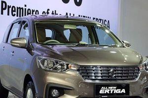Suzuki Ertiga 2018 thế hệ mới vừa ra mắt có gì khác biệt?