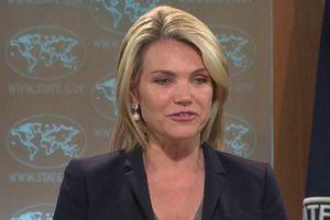 Mỹ có thông tin Nga cố 'xóa dấu vết' khu vực nghi bị tấn công hóa học ở Syria