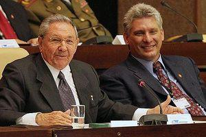 Khởi đầu tiến trình chuyển giao lịch sử tại Cuba