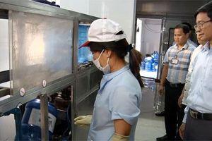 Hà Nội: Dồn dập kiểm tra an toàn thực phẩm, phát hiện nhiều cơ sở vi phạm