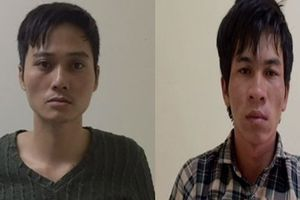 Hai gã nghiện chặn đường, vung dao cướp điện thoại của cô gái trẻ