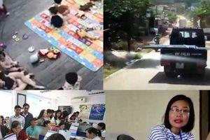 Cô giáo mầm non ở Nghệ An đánh trẻ dã man, chủ đầu tư chung cư Carina bị bắt