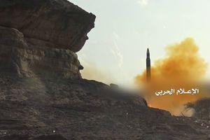 Phiến quân Houthi liên tục phóng tên lửa đạn đạo tấn công Ả rập Xê út