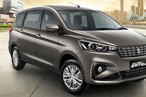 Suzuki nâng cấp mẫu MPV Ertiga, cạnh tranh với Toyota Innova