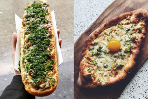 Không ngờ đi qua mỗi quốc gia món bánh pizza lại 'biến hóa khôn lường' đến như thế