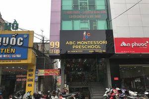 Vụ cô giáo mầm non kẹp chân, đánh học sinh: Cơ sở giáo dục mới được cấp phép