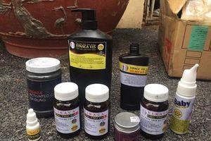 Hải Phòng: Khởi tố vụ sản phẩm chữa ung thư làm từ bột than tre