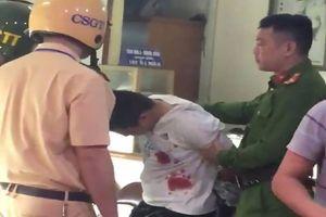 Hà Nội: Bắt gọn nghi phạm táo tợn xông vào tiệm vàng cướp trong đêm