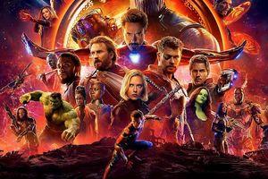 Hé lộ nội dung hấp dẫn từ bom tấn điện ảnh 2018: 'Avengers: Infinity War'