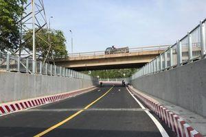 TP.HCM thông xe hầm chui tháo gỡ điểm nóng kẹt xe của Bến xe Miền Đông