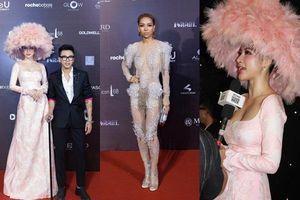 Diện trang phục độc lạ, Angela Phương Trinh và Thảo Trang nổi bần bật tại thảm đỏ VIFW