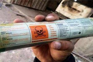 Nga phát hiện 'dấu vết' chất độc của Anh, Đức tại Syria?