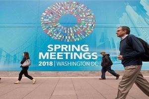 Giám đốc IMF: 'Rủi ro thương mại có thể làm thu hẹp đầu tư trên phạm vi toàn cầu'