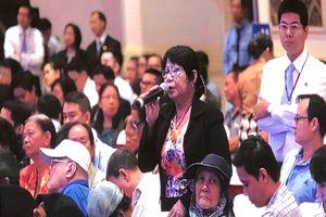 Ông Dương Công Minh: Tối đa 5 năm, không tái cơ cấu xong Sacombank tôi sẽ ra đi