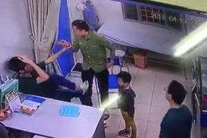 Khởi tố người đàn ông hành hung bác sĩ Bệnh viện Xanh Pôn