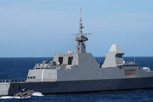 Tàu khu trục tên lửa của Hải quân Singapore sẽ thăm Đà Nẵng