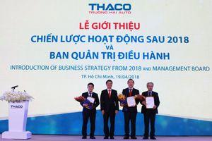Tân Tổng giám đốc Thaco Trường Hải Auto là ai?