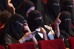 Người Saudi Arabia được tới rạp phim lần đầu tiên sau 35 năm