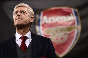 HLV Arsene Wenger bất ngờ nói lời chia tay với Arsenal