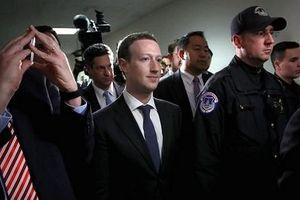 8,8 triệu USD để bảo vệ an ninh cho CEO của Facebook