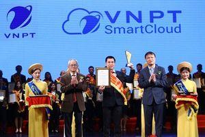 Bất ngờ Sao Khuê 2018: Vinh danh 3 sản phẩm, dịch vụ của VNPT