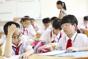 Hà Nội: HS được đăng ký 2 nguyện vọng vào trường THCS song bằng