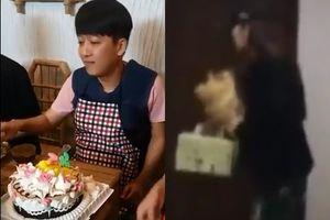 Nam Em: 'Tôi tính làm sinh nhật hoành tráng cho Trường Giang nhưng hỏng hết, tặng hoa còn nhầm nhà'