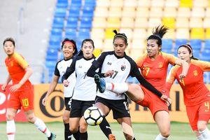 Đánh bại Thái Lan, Trung Quốc giành hạng Ba châu Á