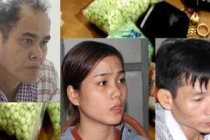 Thu giữ 11kg ma túy, 5 tỷ đồng và 'hàng nóng' trong đường dây ma túy xuyên quốc gia