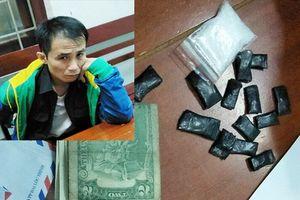 Bị bắt vì tàng trữ ma túy, hối lộ cảnh sát xin được bỏ qua