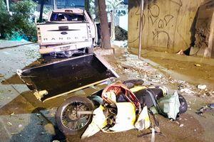 Tài xế gây tai nạn liên hoàn ở Sài Gòn khai đạp nhầm chân ga