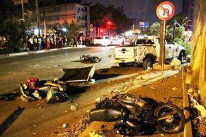 Tài xế 'xe điên' đâm hàng loạt xe máy ở TP Hồ Chí Minh khai gì?