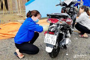 Thanh niên rửa xe gây quỹ giúp đỡ gia đình có người thân gặp nạn tại Đài Loan
