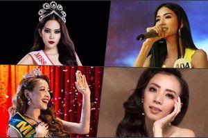 Loạt danh hiệu tự xưng của mỹ nhân Việt khiến khán giả chỉ muốn 'té ngửa'