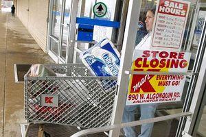 Sự suy tàn của cửa hàng bán lẻ tại Mỹ