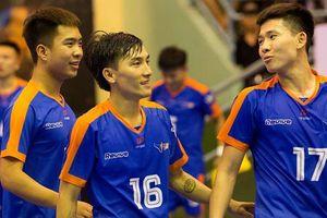 Bán kết VFL 2018: Hanoi Buffaloes đánh bại Cantho Catfish